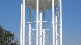 Water Tower Wallpaper Free