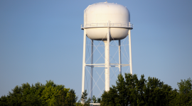 Water Tower Wallpaper High Definition