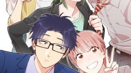 Wotakoi Love Is Hard For Otaku For IPhone