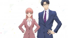 Wotakoi Love Is Hard For Otaku Photo Free