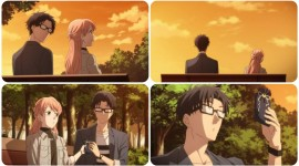Wotakoi Love Is Hard For Otaku Pics