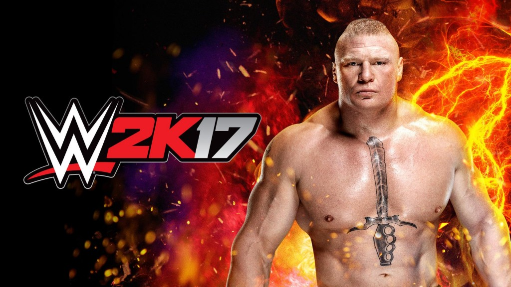 Wwe 2K17 wallpapers HD
