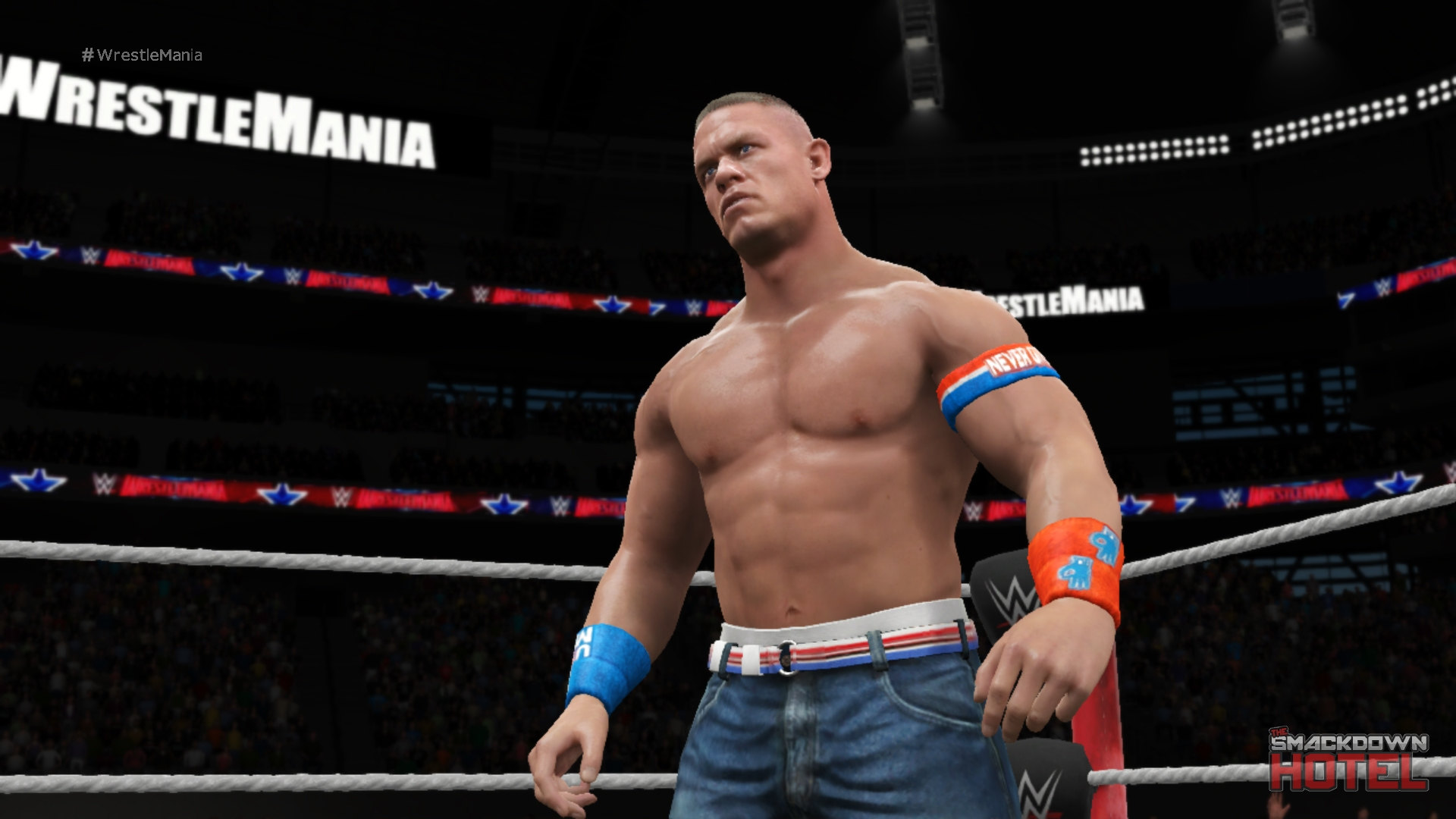 Wwe 2K17 Wallpapers High Quality