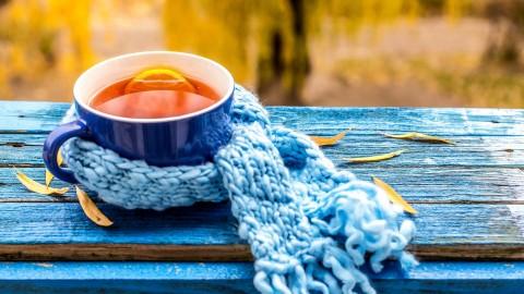 4K Tea With Lemon wallpapers high quality