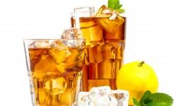 4K Tea With Lemon Wallpaper Download