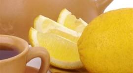4K Tea With Lemon Wallpaper For IPhone