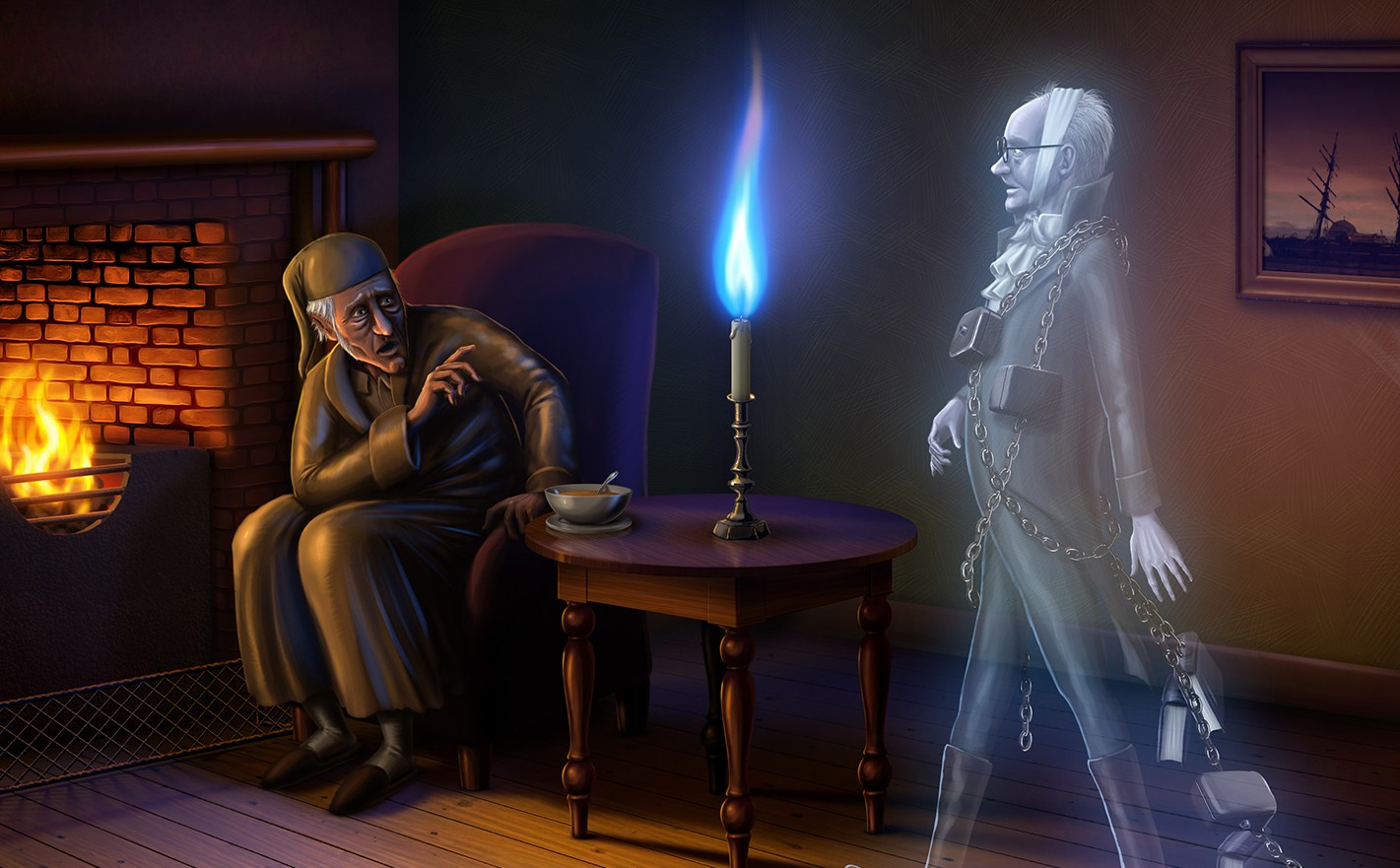 A Christmas Carol Wallpapers High Quality | Download Free