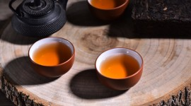 Aged Puerh Tea Wallpaper