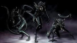 Aliens Desktop Wallpaper HD