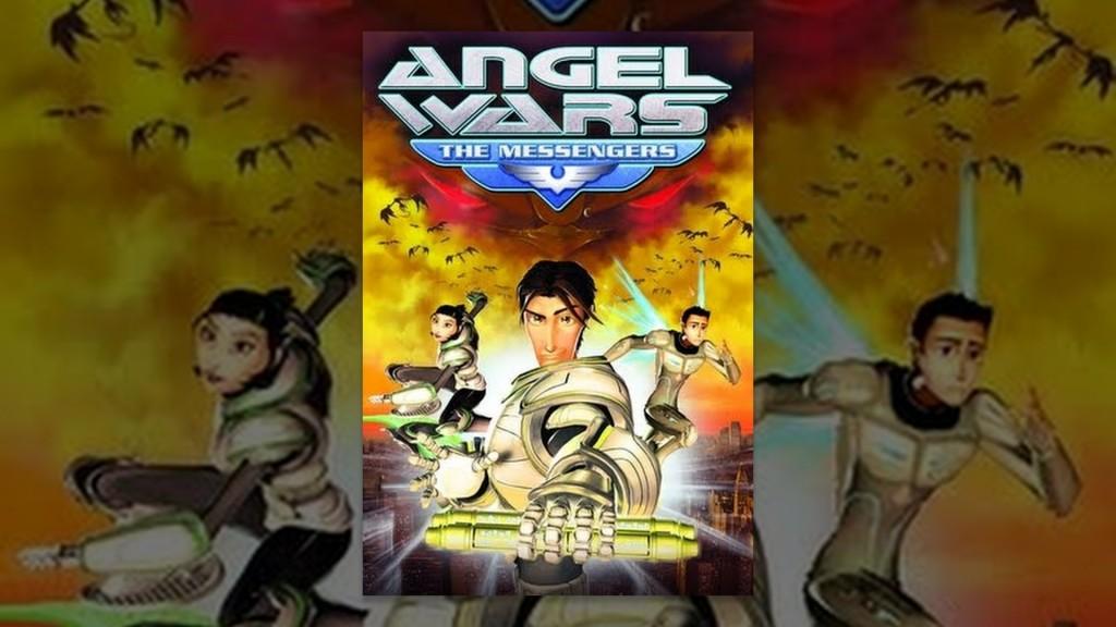 Angel Wars The Messengers wallpapers HD