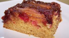 Apple Upside-Down Cake Photo Free#1