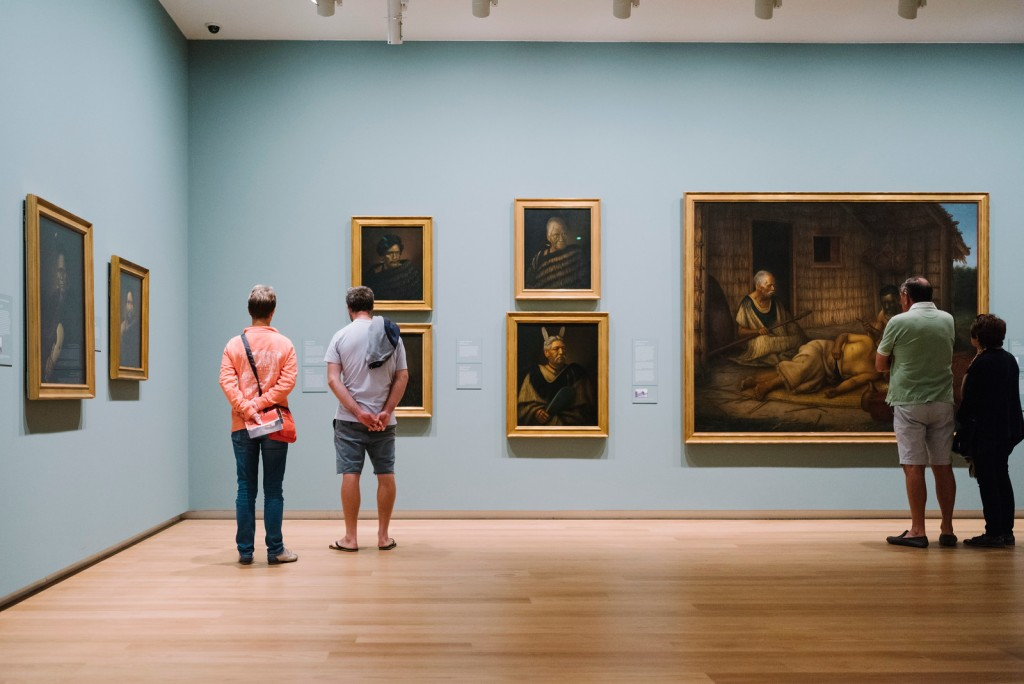 Art Gallery wallpapers HD