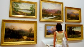 Art Gallery Wallpaper For PC