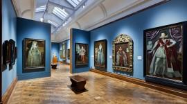 Art Gallery Wallpaper Free