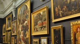 Art Gallery Wallpaper Full HD