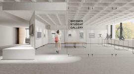 Art Gallery Wallpaper HQ