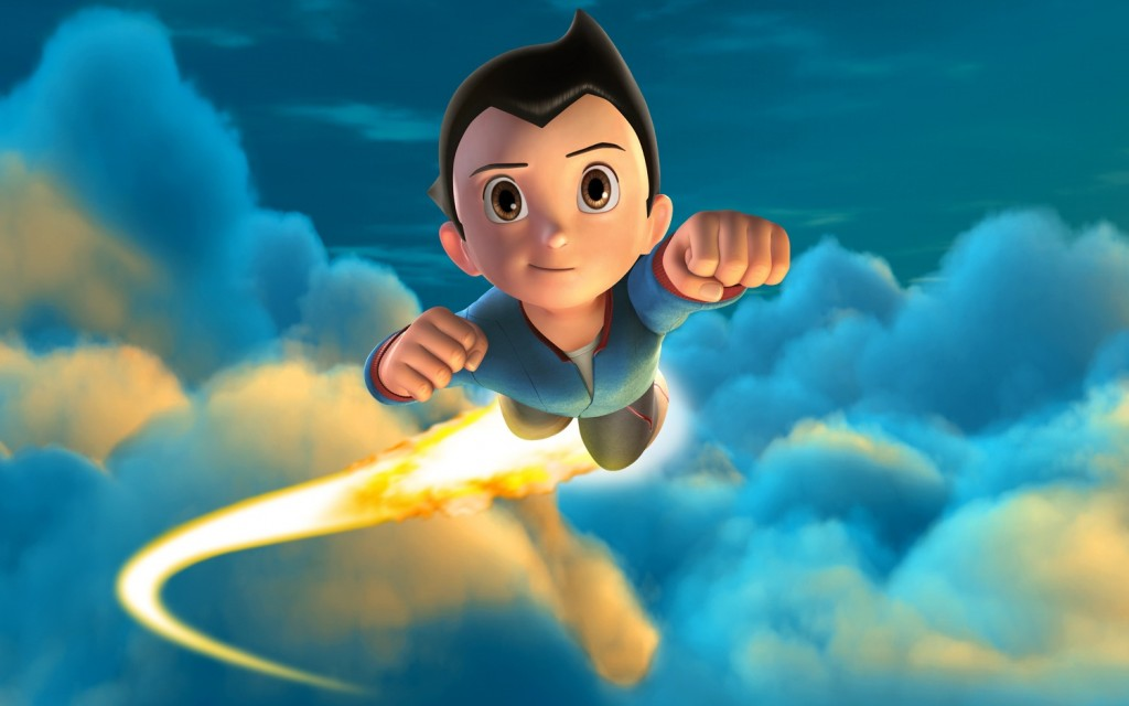 Astro Boy wallpapers HD