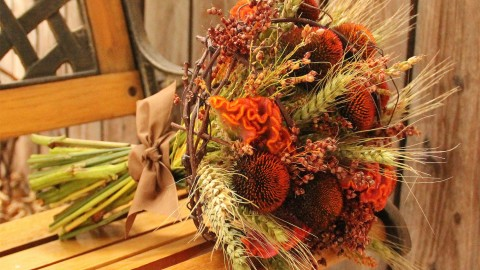 Autumn Bouquets wallpapers high quality