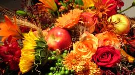 Autumn Bouquets Photo Download