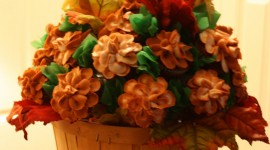 Autumn Bouquets Wallpaper For Android