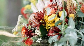 Autumn Bouquets Wallpaper For Android#2