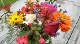 Autumn Bouquets Wallpaper For Desktop