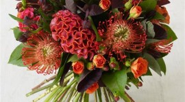 Autumn Bouquets Wallpaper For Mobile#3