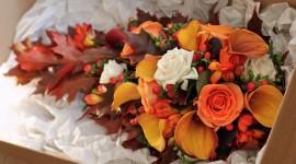 Autumn Bouquets Wallpaper Free