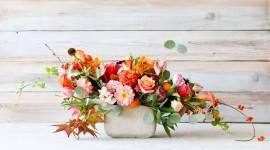 Autumn Bouquets Wallpaper HQ