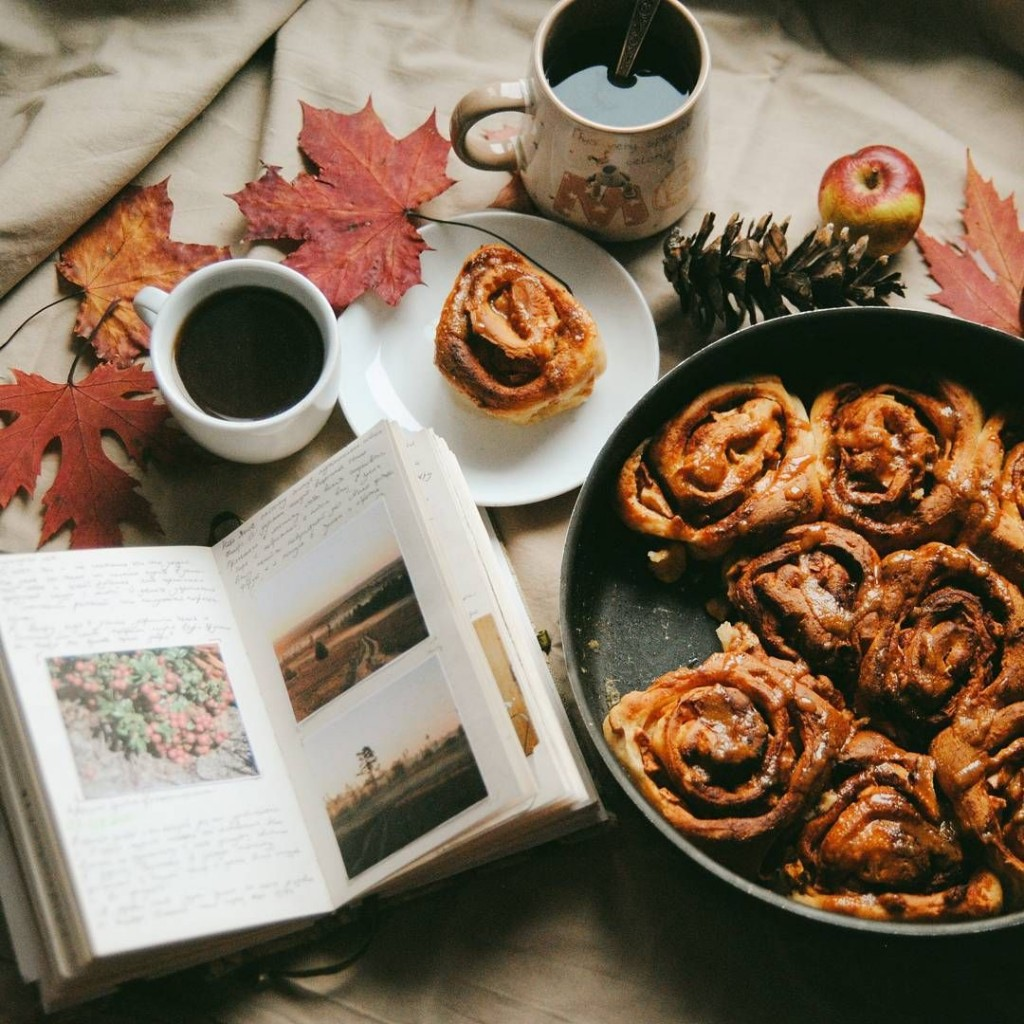 Autumn Breakfast wallpapers HD