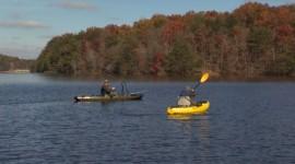 Autumn Fishing Wallpaper 1080p