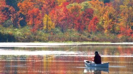 Autumn Fishing Wallpaper Gallery