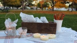 Autumn Picnic Wallpaper Download