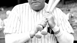 Babe Ruth Wallpaper For IPhone