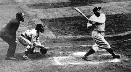 Babe Ruth Wallpaper For PC