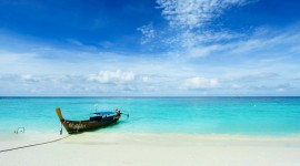 Balinese Beach Desktop Wallpaper