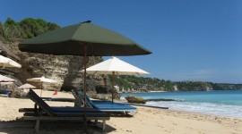 Balinese Beach Wallpaper Download Free