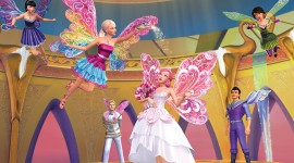 Barbie In A Christmas Carol Image