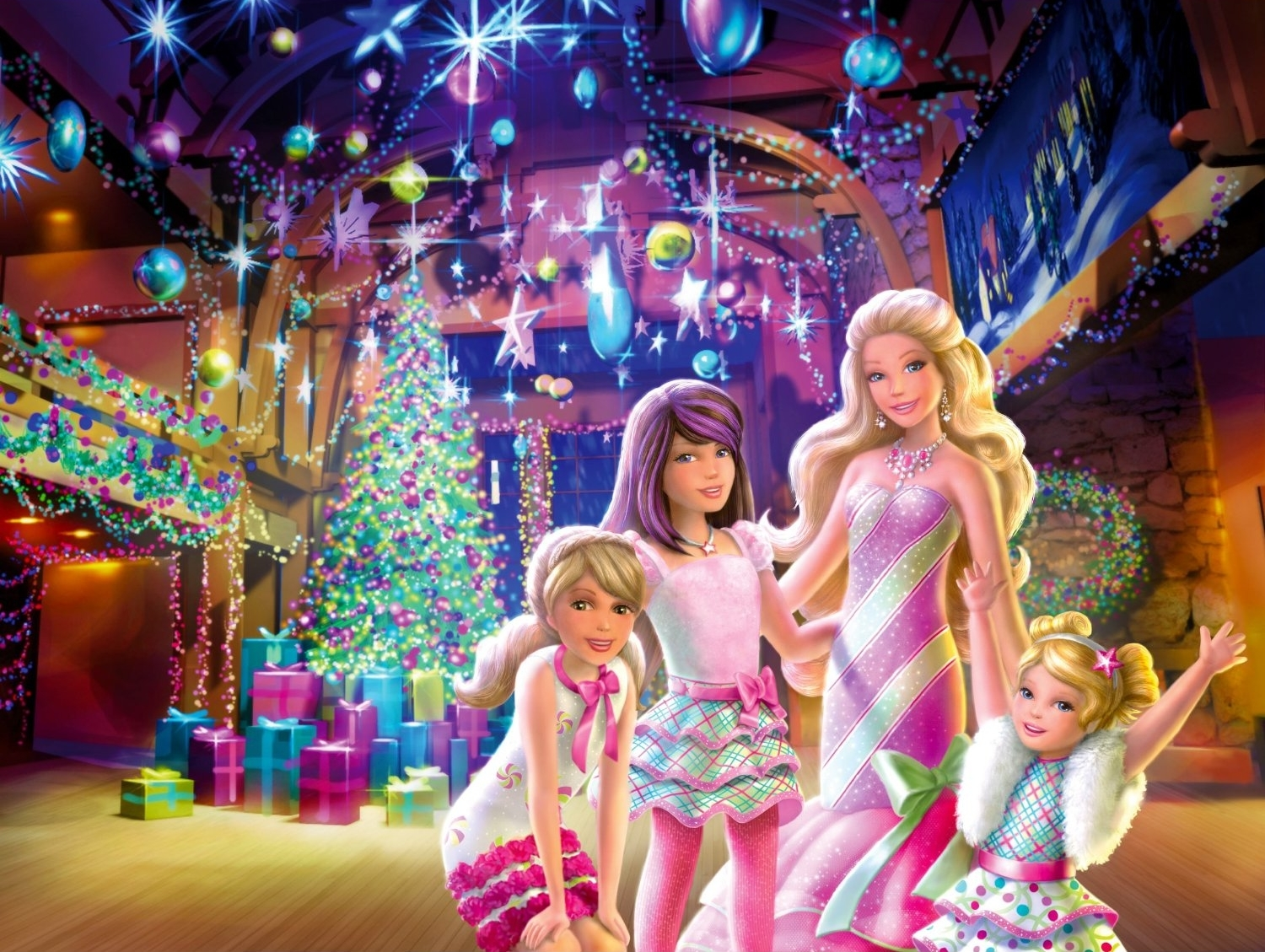 Barbie In A Christmas Carol Wallpapers High Quality | Download Free