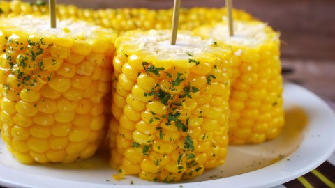 Boiled Corn wallpapers high quality