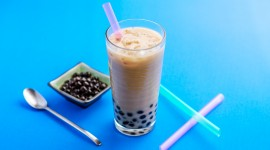 Bubble Tea Wallpaper For Desktop