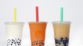 Bubble Tea Wallpaper Free