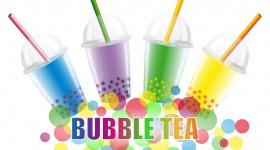 Bubble Tea Wallpaper HQ