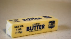 Butter Wallpaper