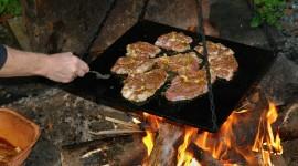 Camping Food Wallpaper Download