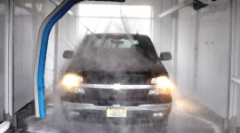 Car Wash Wallpaper For IPhone