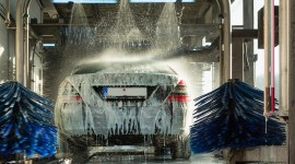 Car Wash Wallpaper For PC