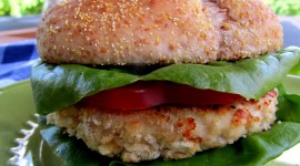 Chicken Burger Wallpaper 1080p
