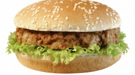 Chicken Burger Wallpaper Download