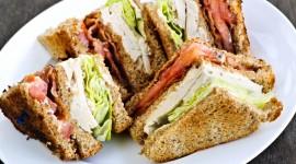 Club Sandwich Best Wallpaper